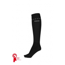 PIKEUR-KNEE-LENGTH-SOCKS-WITH-CRYSTAL-AND-PEARL-DETAIL-IN-BLACK