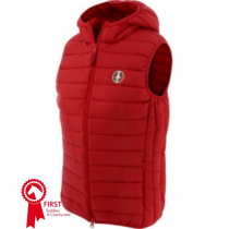 E--TH-PADDED-VEST-RED