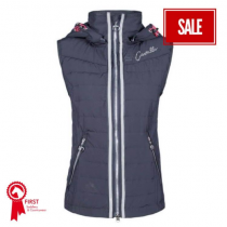 SALE-CAVALLO-PALOMA-GILET-WITH-DETACHABLE-HOOD-INDIGO-RRP-9900