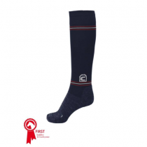 CAVALLO-SAMY-UP-LONG-SOCKS-WITH-WOOL-FOR-ADDED-WARMTH-NAVY