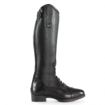 HORZE-ROVER-CHILDRENS-TALL-BOOT-BLACK