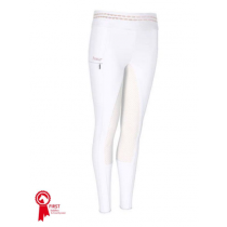PIKEUR-IDA-FULL-GRIP-RIDING-LEGGINGS-WHITE-AND-ROSEGOLD