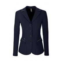 PIKEUR-SS20-LADIES-AMELIA-SPARKLE-DETAIL-SHOW-JACKET-NAVY