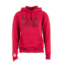 MONTAR-AGGIE-HOODIE-HORSE-PLEASE-IN-RED