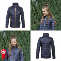 COVALLIERO-KIDS-QUILTED-JACKET-NAVY