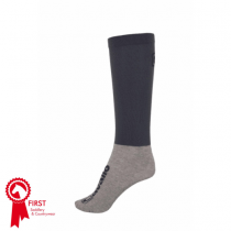 CAVALLO-SABA-DUO-PACK-OF-COMPETITION-SOCKS-TWILIGHT-GREY-ONE-SIZE