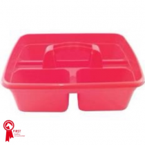PERRY-GROOMING-KIT-TRAY-RED