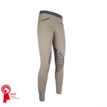 STARLIGHT-EQUINE-CHILDS-RIDING-LEGGINGS-WITH-SILICONE-KNEE-IN-SANDGREY