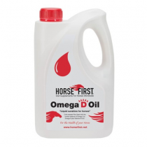 HORSE-FIRST-OMEGA-D-OIL-4L