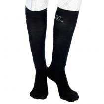 HORZE-COMPETITION-SOCKS-BLACK-PACK-OF-TWO