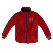 SALE-KINGSLAND-ALMA-JUNIOR-FLEECE-JACKET-RED-CHILLI-PEPPER-RRP-4800