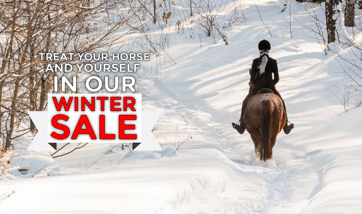 Winter Sale | Equinewear First Saddlery Equestrian Sale